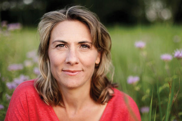 """Geobiologist Hope Jahren is the author of a new memoir about her life and work, """"Lab Girl."""" (Courtesy Erica Morrow)"""