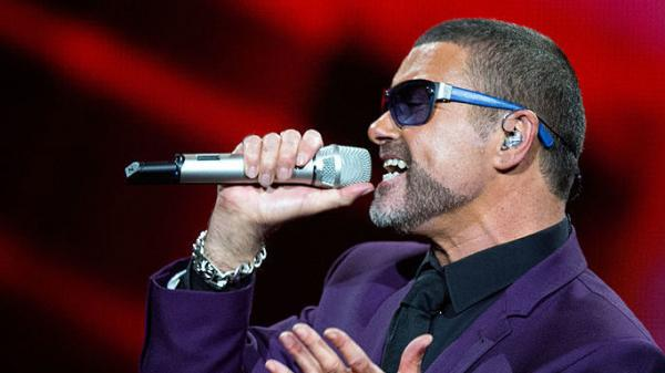George Michael, seen here performing in September 2012, died this week. Among other things, the man could wear a suit.