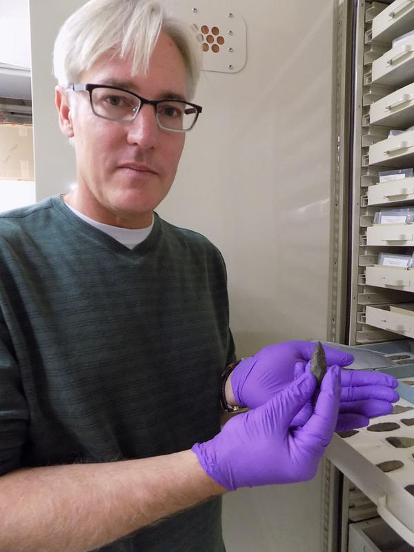 Peter Lape is the curator of archaeology Burke Museumin Seattle.