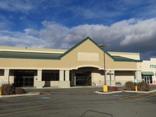 Haggen operated this former Albertsons store in Baker City for slightly more than half of 2015. Its closure leaves one large grocery store left in Baker County, Oregon.