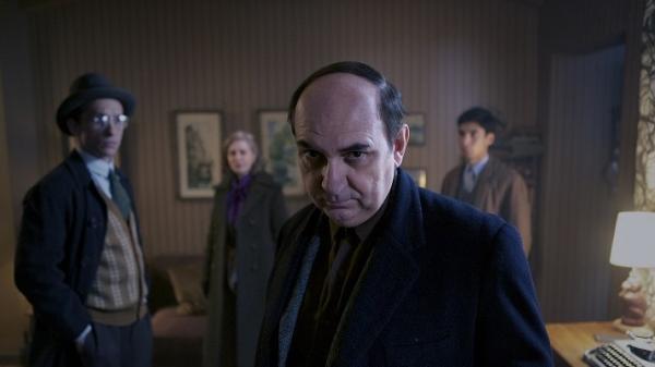 Luis Gnecco as Pablo Neruda in Pablo Larrain's <em>Neruda</em>.