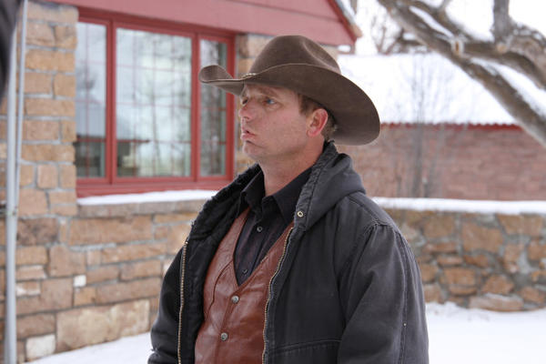 <p>Ryan Bundy told OPB that he and the other armed men occupying the Malheur National Wildlife Refuge headquarters will leave if Harney County residents want them to. The self-proclaimed militiamen took over the buildings since Saturday, Jan. 2.</p>
