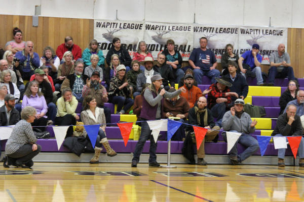 <p>A meeting in Burns grew tense on Tuesday, Jan. 19, as community members discussed the occupation of the Malheur National Wildlife Refuge.</p>