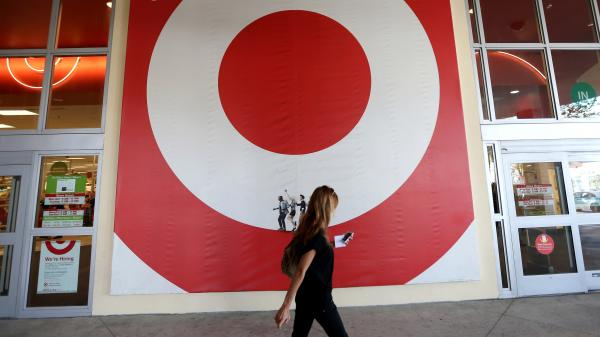Customers say they will still use their cards at Target, despite the security breach. The company's stock has been down since the news of the hacking.