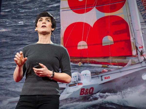 """I think everyone has the capacity to do things within them that maybe they are not aware of — or maybe only have to do in difficult circumstances."" — Dame Ellen MacArthur"