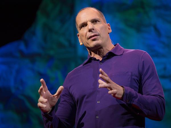 Yanis Varoufakis speaks at TEDGlobal.