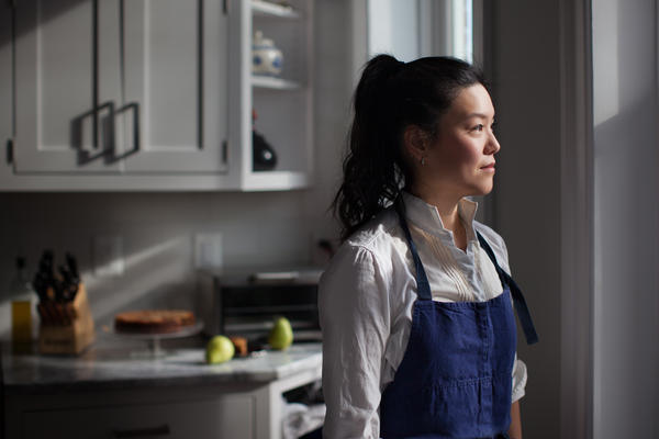 Pastry chef Aggie Chin is based in Washington, D.C.