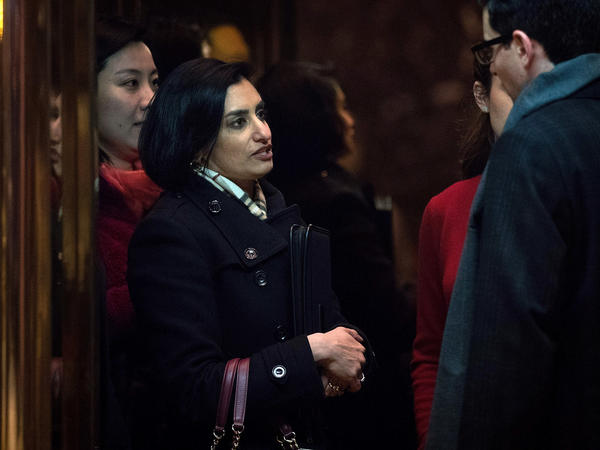 Seema Verma, President-elect Donald Trump's pick to run the Centers for Medicare and Medicaid Services, advised Indiana and other states on expanding their Medicaid programs.