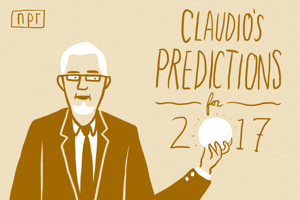 NPR Ed's Claudio Sanchez gives us his top five education predictions for 2017.