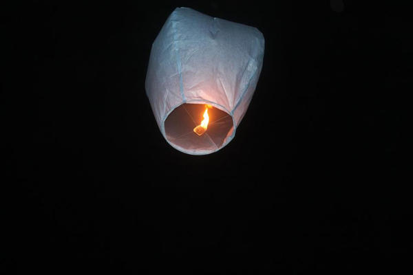 Beginning January 1, it will be illegal to release sky lanterns in Oregon at any time of year. They were previously banned only during fire season.