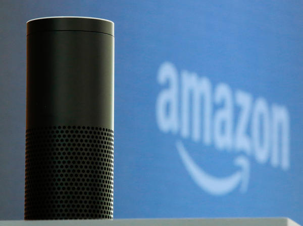 Amazon's personal assistant device Echo, powered by the voice recognition program Alexa, is one of the most popular gifts this holiday season.