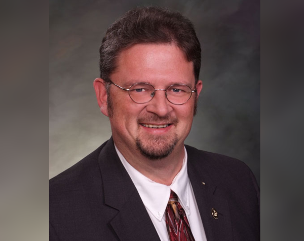 Republican Sen. Kevin Grantham, District 2