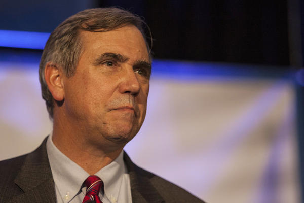 <p>U.S. Senator Jeff Merkley</p>