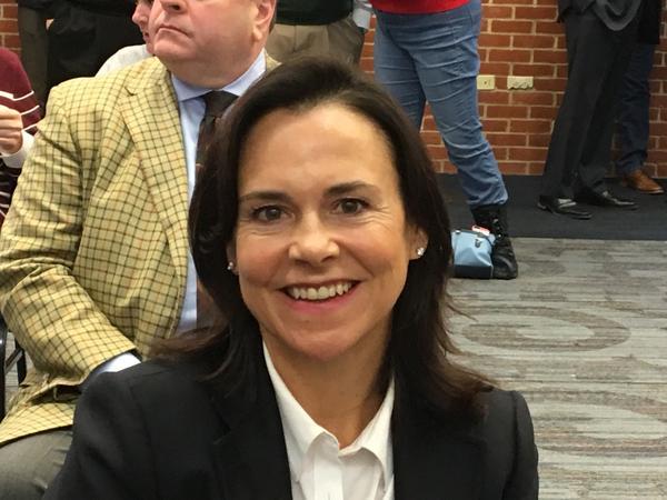 Jane Timken, New Ohio Republican Party Chair