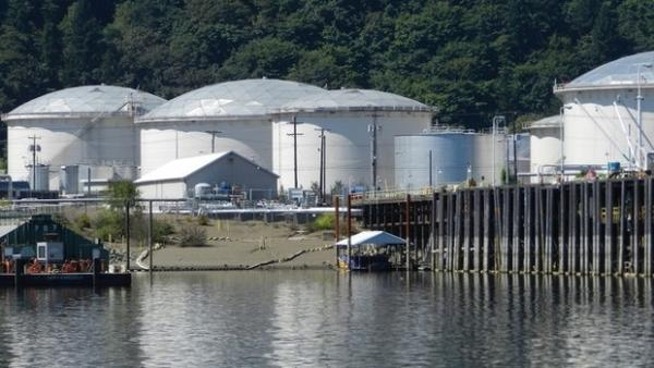 <p>The Portland Harbor Superfund Site is a 10-mile stretch of the Willamette River that is highly contaminated from more than a century of industrial pollution.</p>