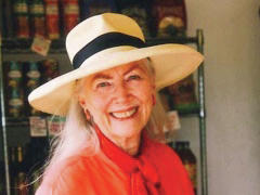 Betty Fussell has written numerous books and articles about travel and food.