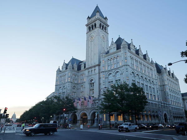 The Trump Organization spent $200 million to renovate the historic Old Post Office Building in Washington, D.C., transforming it into the Trump International Hotel. But several companies say they haven't been fully paid for that work.