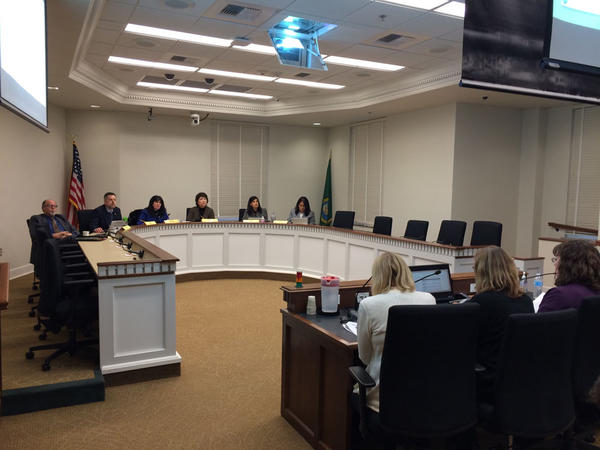A legislative committee heard from advocates Tuesday to learn more about the state of homelessness in Washington state.