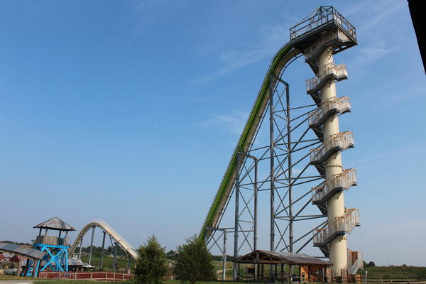 Schlitterbahn has said it will tear down Verrückt, which the water park billed as the world's tallest water slide.