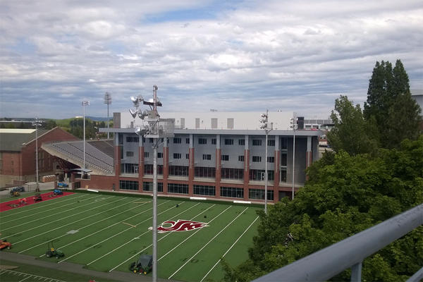 Athletic departments like the one at Washington State University were cited by Washington lawmakers who want to rein in spending.