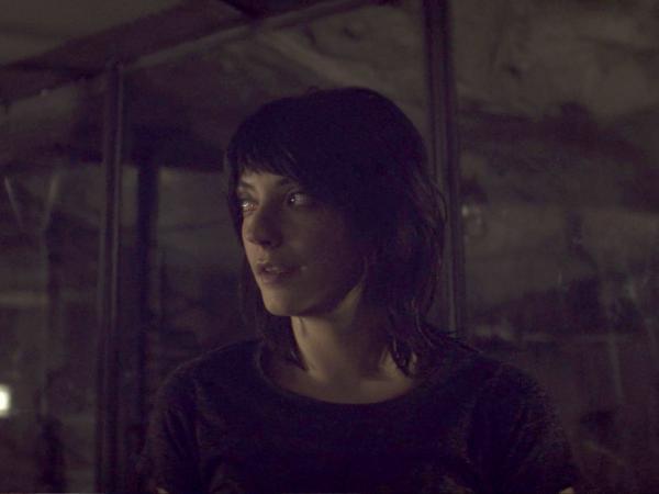 Sharon Van Etten in a scene from the Netflix series <em>The OA.</em>