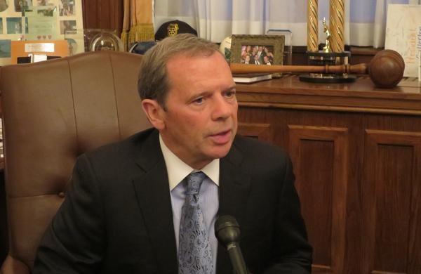 Senate President John Cullerton (file)