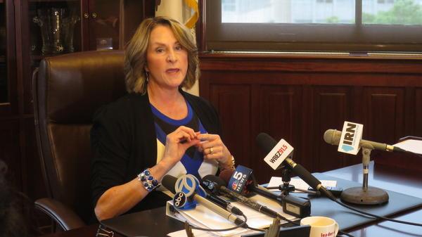 Senate Minority Leader Christine Radogno (file)