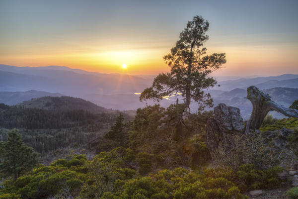 <p>The Cascade-Siskiyou National Monument in southern Oregon</p>