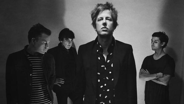 Spoon's new album, <em>Hot Thoughts</em>, comes out March 17.