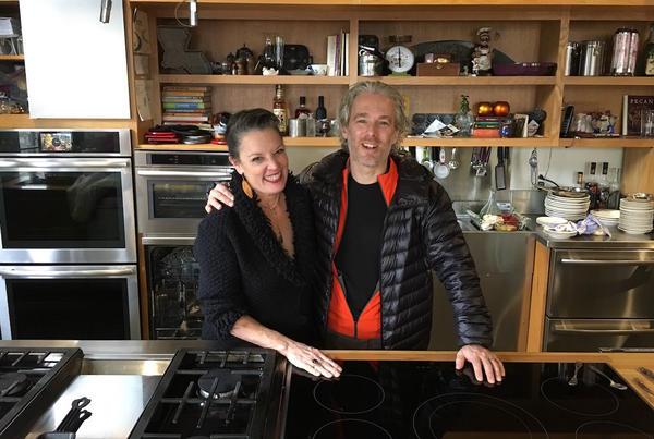 Host Poppy Tooker and spice blender Lior Lev Sercarz