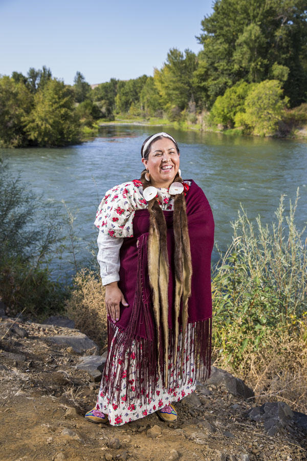 Natalie Swan, a member of the Yakama Nation, says Hanford is a special place that will always hold great value for the Yakama people.