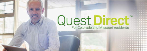 In Missouri and Colorado, Quest Diagnostics is offering medical tests without requiring a doctor's order first.