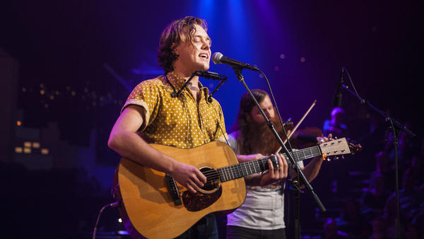Parker Millsap performs live for <em>Austin City Limits</em>.
