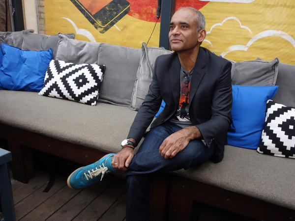 Chet Kanojia is the founder and CEO of Aereo, which is fighting big broadcasters over its tiny antenna.
