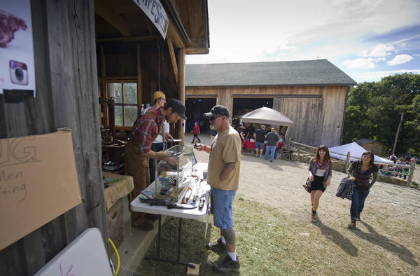 In September, Whedbee went to the Hatch Chile Festival near his new home outside Pittsburgh. He lived in New Mexico before chasing the oil boom to North Dakota.