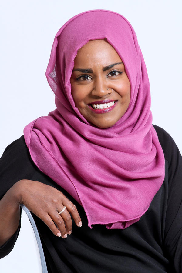 Nadiya Hussain won over audiences as a contestant on <em>The Great British Bake Off.</em>