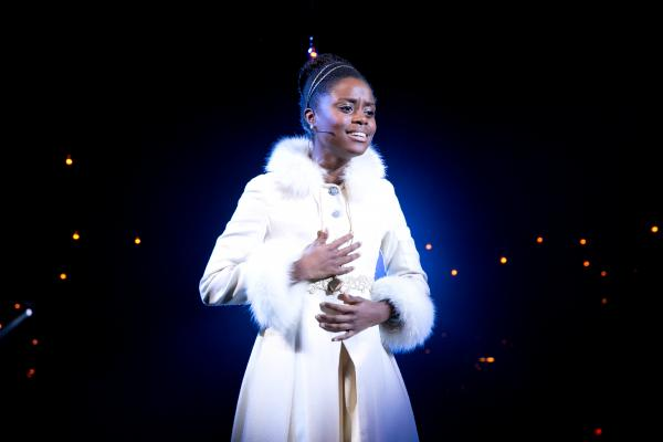 <em>Natasha, Pierre & the Great Comet of 1812 </em>is a musical based on a 70-page section of Leo Tolstoy's <em>War and Peace. </em>Denée Benton plays Natasha, opposite Josh Groban, in the role of Pierre.<em></em>