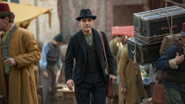 Oscar Issac in <em>The Promise</em>.