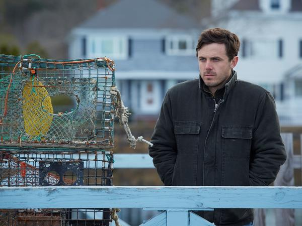Casey Affleck as Lee in <em>Manchester by the Sea</em>.