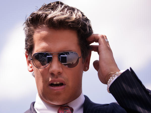"Milo Yiannopoulos, a conservative columnist and Internet personality, confirmed that he has a book deal with Simon & Schuster, saying on his Facebook page: ""They said banning me from Twitter would finish me off. Just as I predicted, the opposite has happened."""