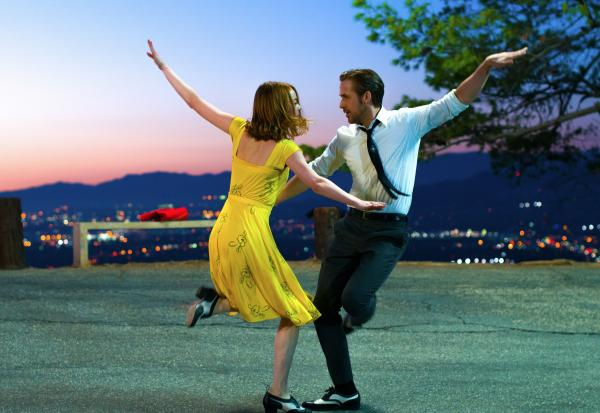 <em>La La Land </em>featuring, Emma Stone and Ryan Gosling, received 14 Oscar nominations.