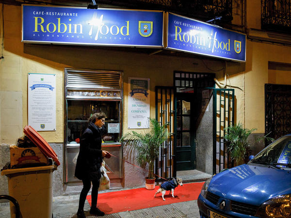 Robin Hood Restaurant has become quite the hotspot — the restaurant has poached staff from luxury hotels and celebrity chefs are lining up to work there once a week.