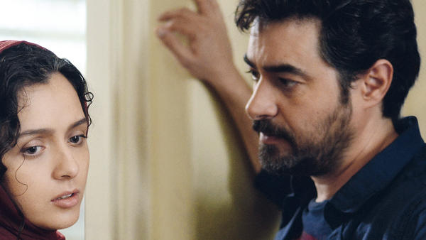 Rana (Taraneh Alidoosti) and Emad's (Shahab Hosseini) marriage is shattered in <em>The Salesman.</em>