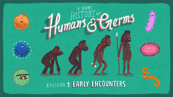 A Short History Of Humans And Germs