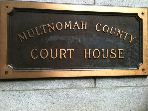 <p>Multnomah County Courthouse</p>