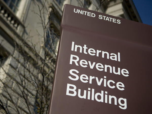 The Internal Revenue Service (IRS) headquarters stands in Washington, D.C., U.S.