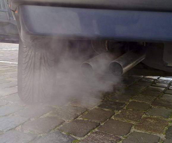 <p>Tailpipe emissions.</p>