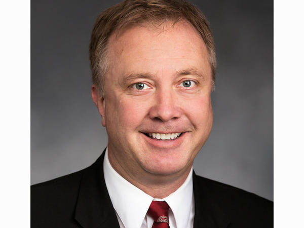 Washington state Sen. Doug Ericksen traveled to Washington, D.C. for President Trump's inauguration last month and returned to Olympia earlier this week.