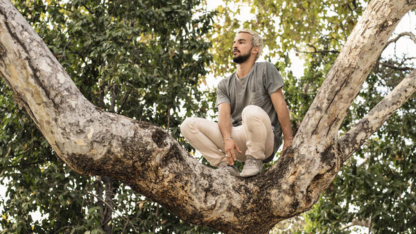 Gabriel Garzón-Montano's latest album is <em>Jardín</em>.