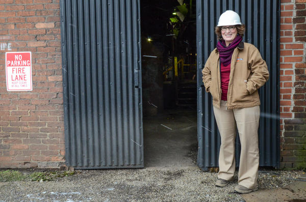 Jackie Kulback, CFO of Gautier Steel and chair of the local Republican party, campaigned hard to get President Trump into office and so far she's been impressed.